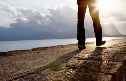 Walking for Meditation