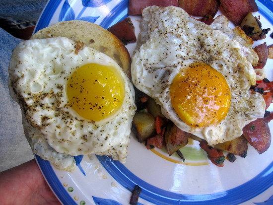 Do You Eat Farm Fresh Eggs?