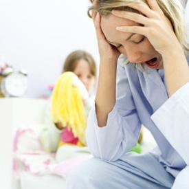 Frustrations of Motherhood