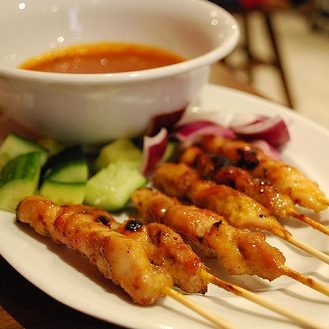 Definition of Satay
