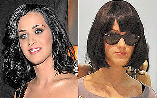 Katy Perry's Bob Haircut Pictures