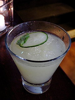 Cucumber Cocktail Recipe by Top Chef's Jen Biesty