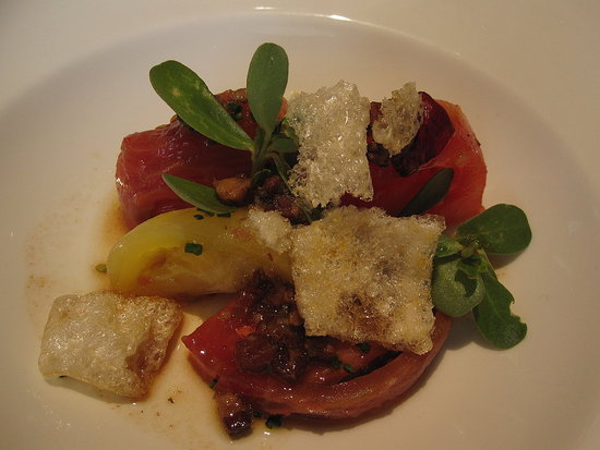 Pictures of Fith Floor's Sommelier Luncheon at SF Chefs