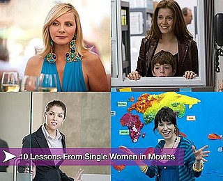 Sugar Shout Out: Ten Lessons From Single Women in Movies