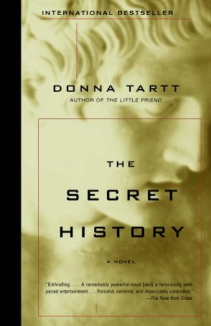 Favorite Summer Read: The Secret History by Donna Tartt