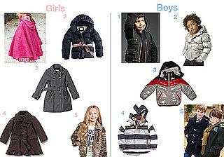 Hot Winter Coats For Kids