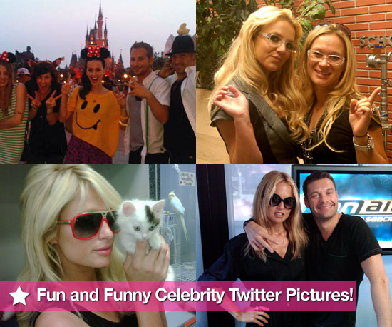 Fun and Funny Celebrity Twitter Pictures 2010-08-20 15:00:09