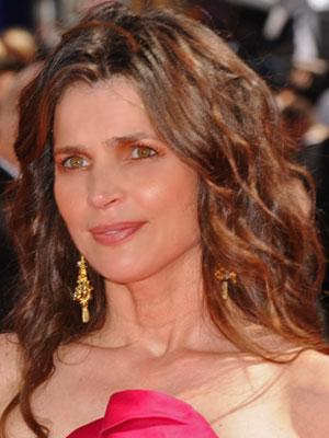 Julia Ormond at 2010 Emmy Awards