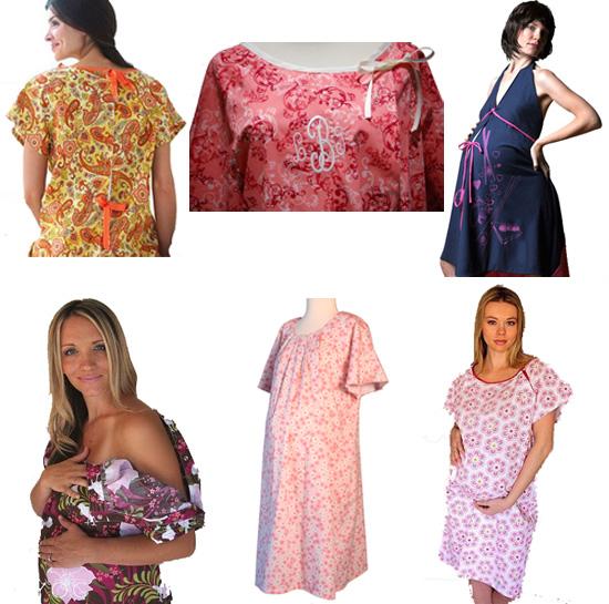 Designer Hospital Gowns