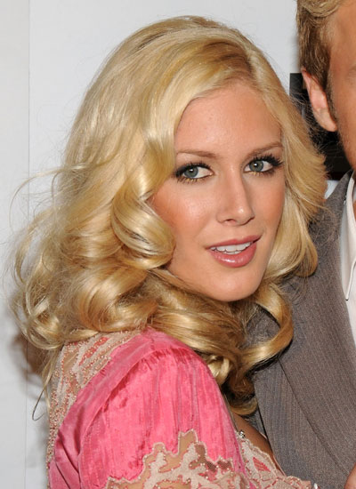 April 2008: Heidi at the Premiere Party for Harold