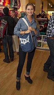 Lauren Bush Designs FEED Bags For Gap