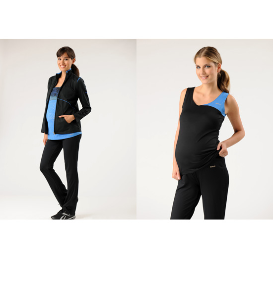 Reebok Activewear For A Pea in the Pod and Motherhood