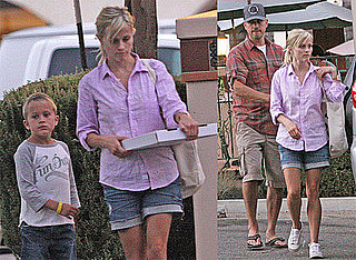 Pictures of Reese and Family