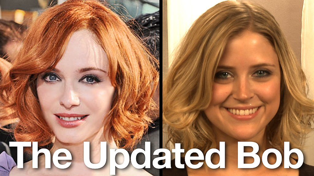 How to Get Christina Hendricks Emmys Hairstyle: Updated Bob