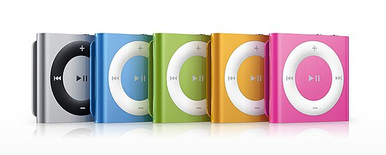 Apple's New iPod Shuffle Is Kid-Friendly at $50