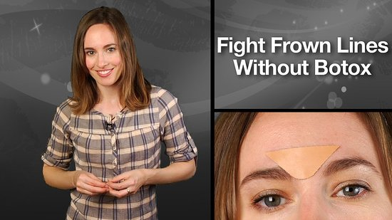 How to Get Rid of Frown Lines Without Botox
