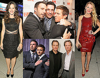Ben Affleck, Jennifer Garner, Blake Lively, James Franco, Carey Mulligan at 2010 Toronto Film Festival