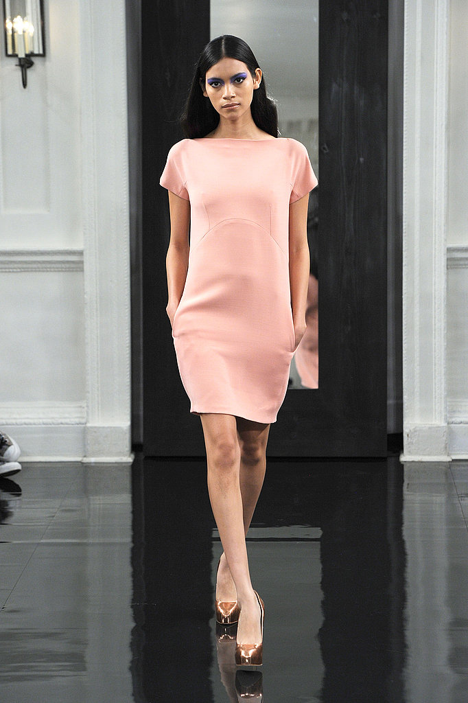 2011 Spring New York Fashion Week: Victoria Beckham