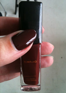 First Look at the New Tom Ford Black Orchid Nail Polish 2010-09-08 04:00:31