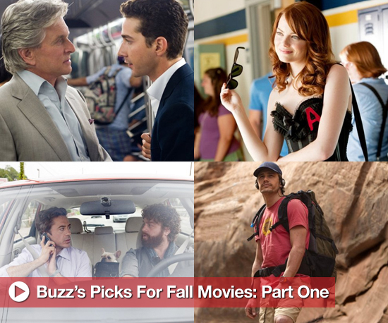 2010 Fall Movie Picks
