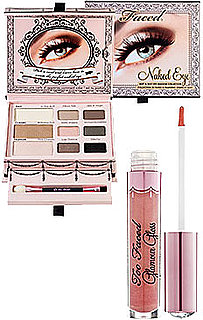 Too Faced Naked Eye Soft & Sexy Eye Shadow Collection and Glamour Glosses Sweepstakes Rules