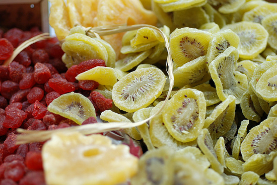 How to Make Dried Fruit