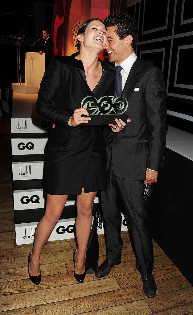 Pictures from GQ Men of the Year Ceremony and Afterparty