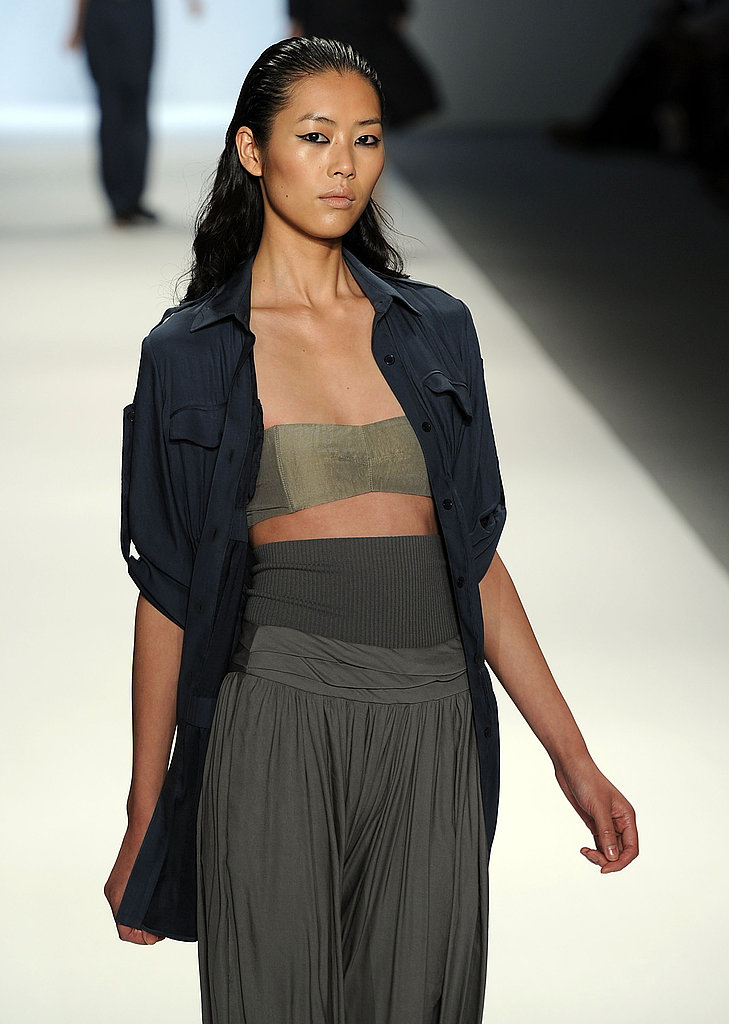 Richard Chai Pared It Down on His Love Runway, But Still Has Prints in the Showroom for Spring 2011
