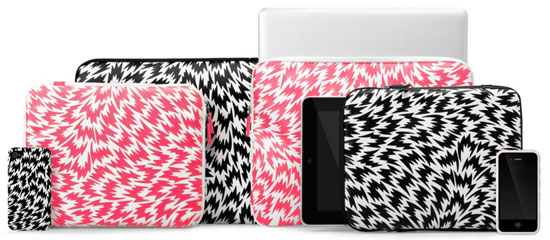 Designer Laptop Cases From Eley Kishimoto
