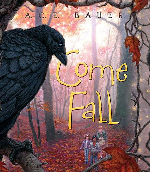 Children's Books About Fall