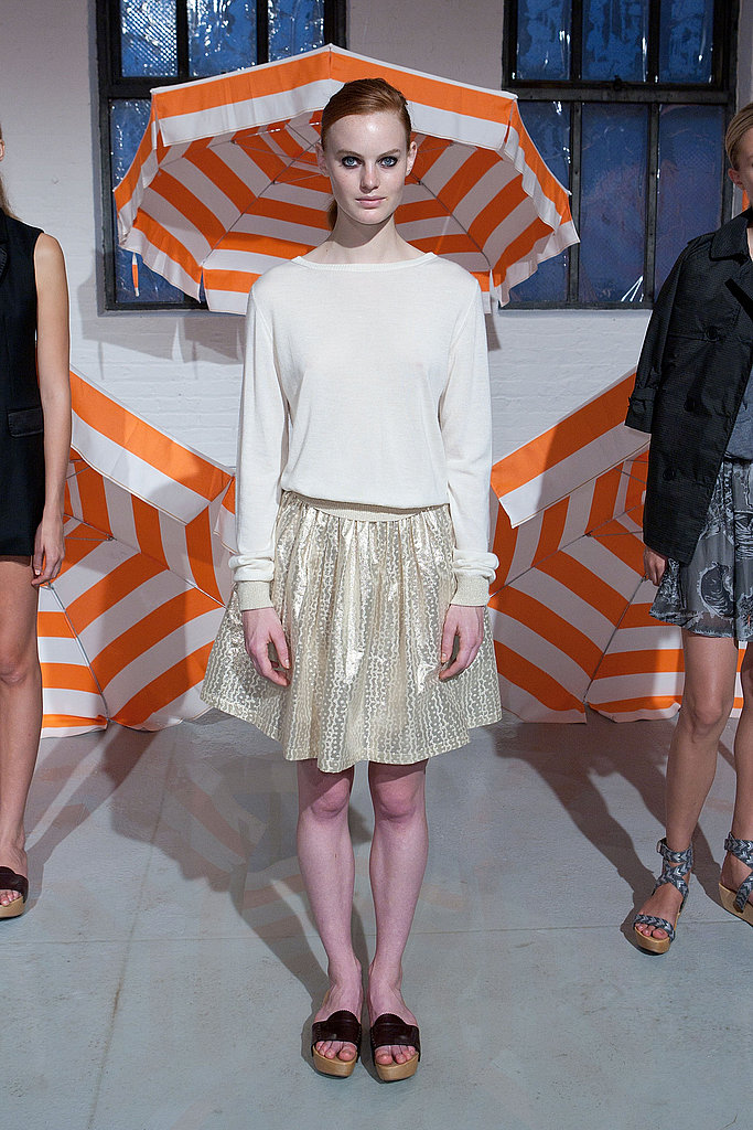 Spring 2011 New York Fashion Week: Band of Outsiders