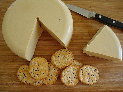 Hard Cashew Cheese