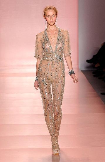 Spring 2011 New York Fashion Week: Jenny Packham