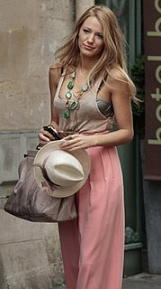 Serena van der Woodsen Style 2010-09-13 16:02:42