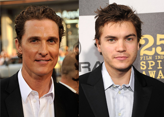 Matthew McConaughey and Emile Hirsch to Star in Black Comedy Killer Joe