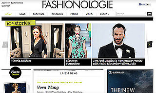 Introducing the New Fashionologie.com For Fashion News, Runway Pictures, Models, and More!