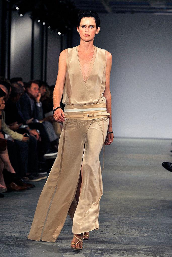 2011 Spring New York Fashion Week: Reed Krakoff