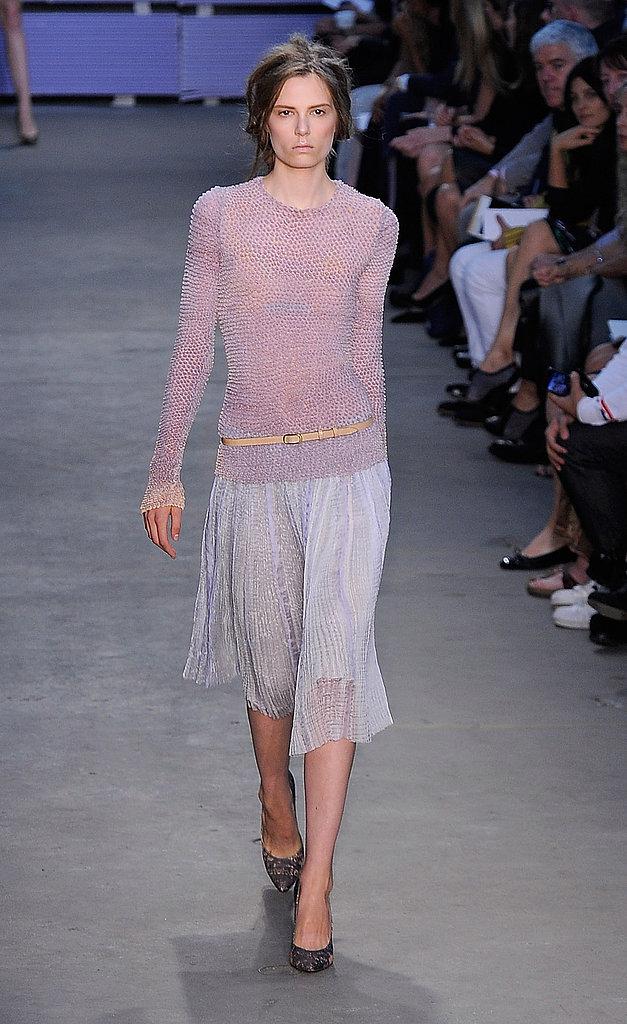 2011 Spring New York Fashion Week: Proenza Schouler
