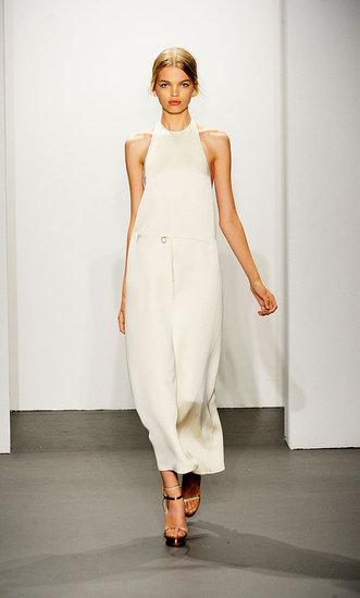 Spring 2011 New York Fashion Week: Calvin Klein