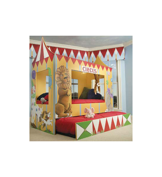 Circus Bed
