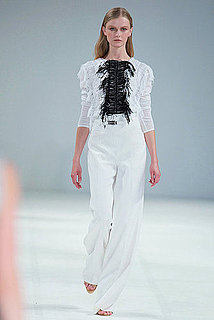 Spring 2011 London Fashion Week: Pringle of Scotland