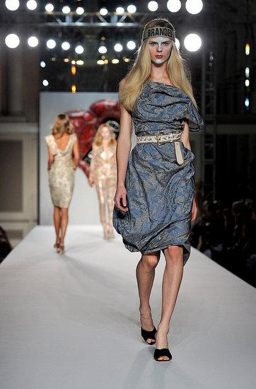 Spring 2011 London Fashion Week: Vivienne Westwood Red