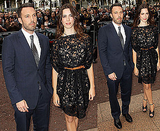 Premiere of The Town in London