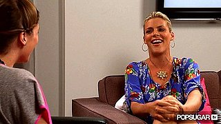 Busy Phillips Talks about Her Daughter - hold for LilSugar