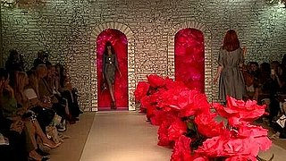 Video of Mulberry Spring 2011 Show in London