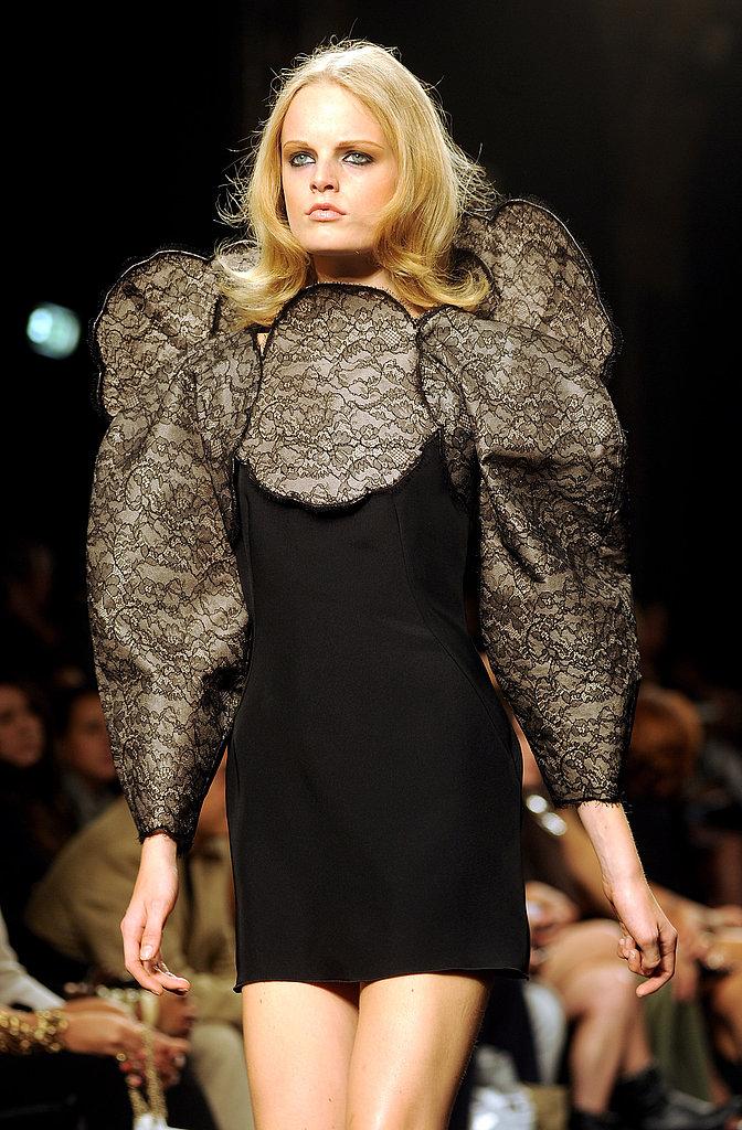 2011 Spring Milan Fashion Week: Francesco Scognamiglio