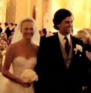 Maggie Rizer and IBM Heir Alex Mehran Wed Over Weekend