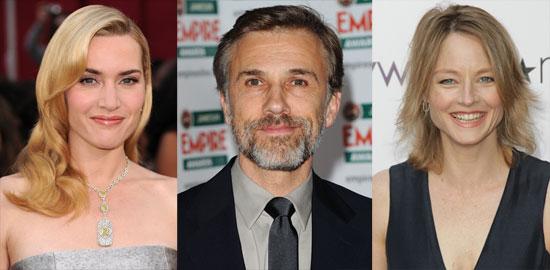 Kate Winslet, Jodie Foster, Christoph Waltz to Star in Roman Polanski's God of Carnage 2010-09-23 11:30:43