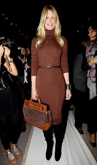 Claudia Schiffer to Launch Fashion Line