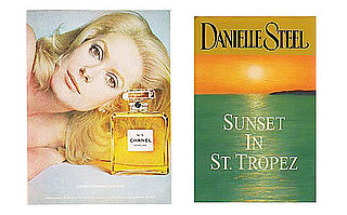 Perfume Slogan of Yesteryear or Danielle Steel Novel Quote?